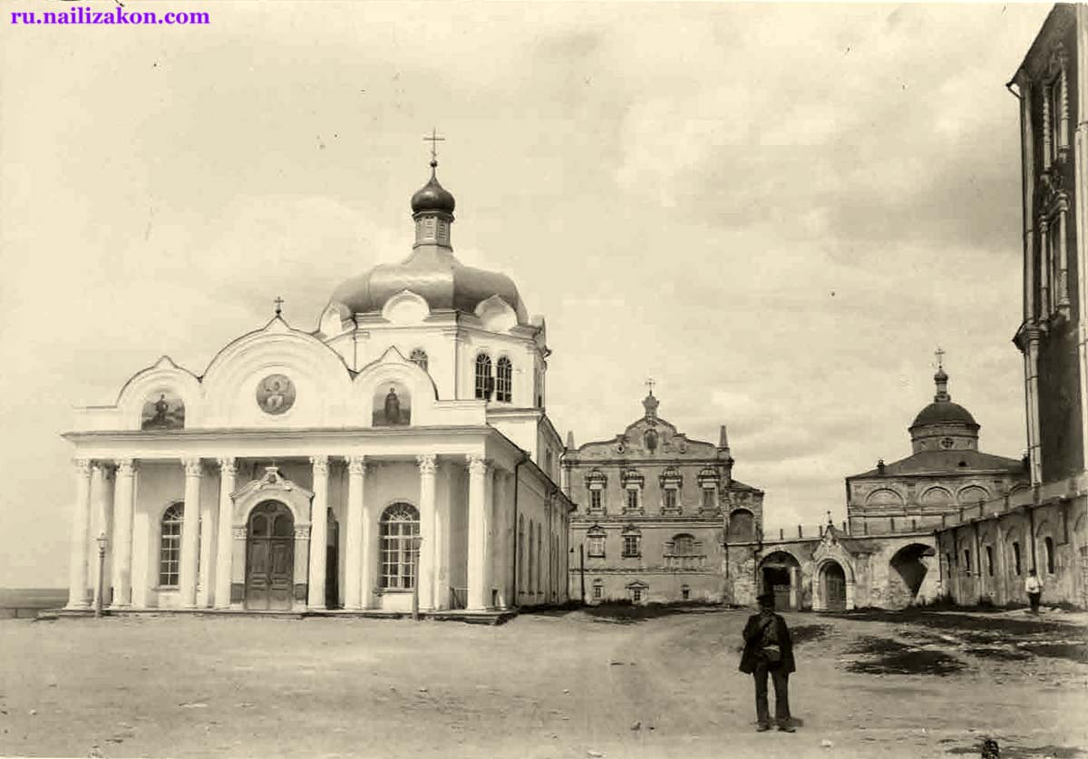 Ryazan. Cathedral of the Nativity of Christ, 1899