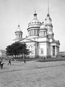 Rybinsk. Kazan Cathedral, 1894
