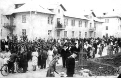 Salavat. At the demonstration, 1953