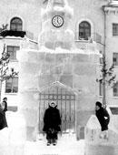Salavat. Ice town, 1959