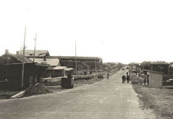 Salekhard. Republic Street, Central