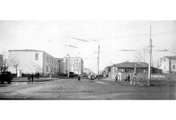 Saransk. Communist Street, circa 1960's