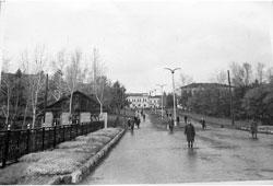 Saransk. Moskovskaya street