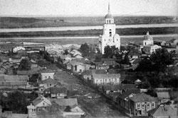 Sarapul. Intercession church