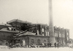 Smolensk. Joint Stock Brewery