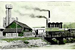 Tomari. Paper Mill, 1926