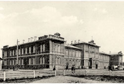 Tomsk. Male gymnasium