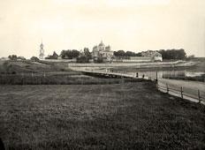 Tver. Nativity of Christ nunnery, 1903