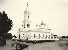 Tver. The Trinity Church, 1903
