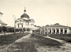 Tver. The eastern wing of the Imperial Palace, 1903