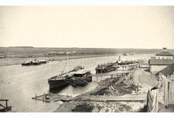 Tyumen. Pier