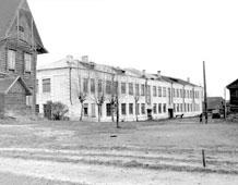 Udomlya. Middle School