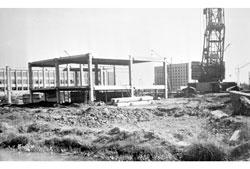 Udomlya. Construction of the city