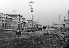 Uglegorsk. District Hama-Sigay, 1928