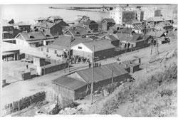 Uglegorsk. District Hama-Sigay, 1950