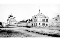 Uglich. Monastery of the Epiphany, 1903