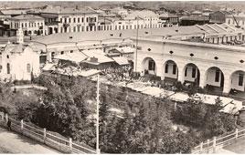 Ulan-Ude. Alexandrovsky Garden, circa 1910