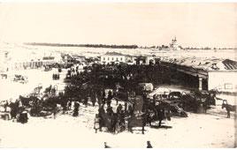 Ulan-Ude. Marketplace, 1905