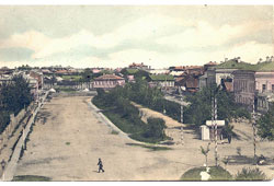 Ulyanovsk. The Big street