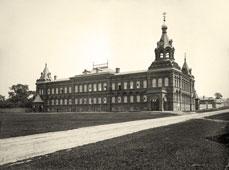 Ulyanovsk. Diocesan House, 1894