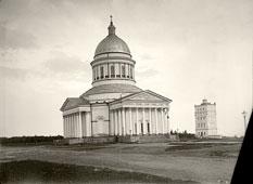 Ulyanovsk. The Cathedral, 1894