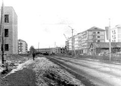 Uray. Panorama of the city
