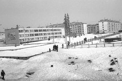 Usinsk. School №2, 1982