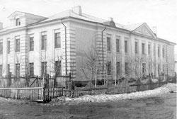 Uzlovaya. Middle School N7