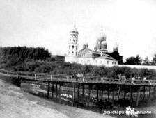Tsivilsk. Tikhvin Monastery