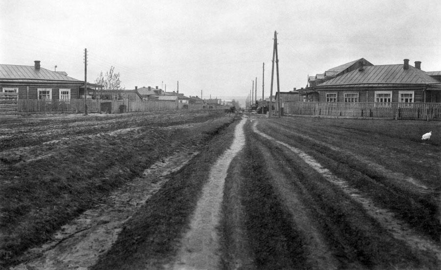 Cheboksary. Karl Marx Street