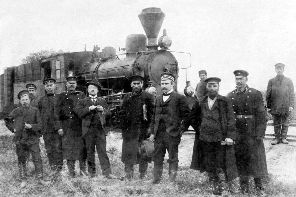 Chekalin. Tula-Lihvin narrow-gauge railway