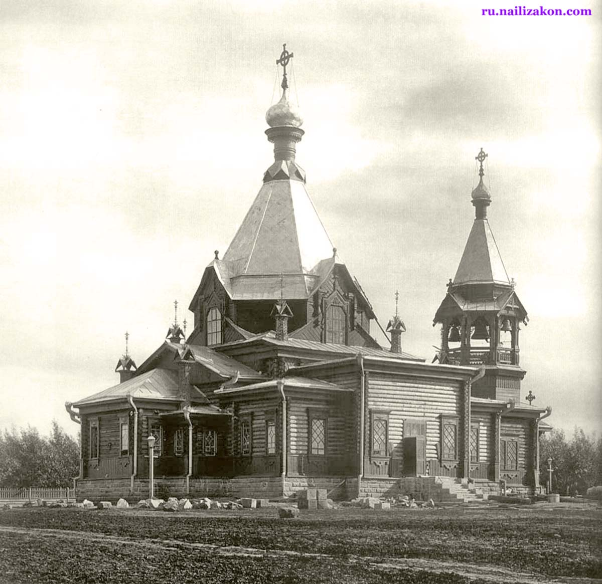 Chelyabinsk. Church of the Nativity of the Blessed Virgin Mary