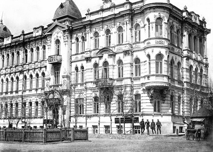 Chita. House of Shumov brothers