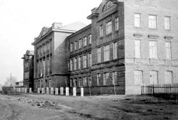 Shatsk. Sadovaya street, Diocesan college