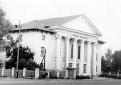 Shumerlya. Palace of Pioneers