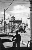 Yuzhno-Sakhalinsk. Central street Oodori