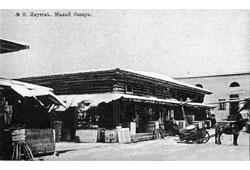 Yakutsk. Small market