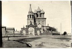 Yaroslavl. Church of the Archangel Michael