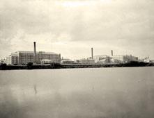Yaroslavl. Factory of Korzinschikov