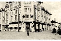 Yaroslavl. Hotel 'Bristol'
