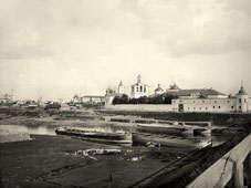 Yaroslavl. Panorama of the city