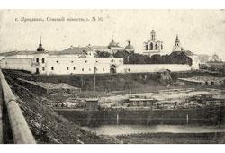 Yaroslavl. Spassky monastery