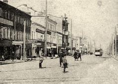 Yaroslavl. Vlasievskaya street