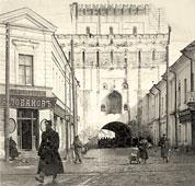 Yaroslavl. Znamenskie gate