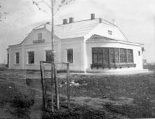 Yarovoye. Duplex house