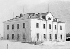 Yarovoye. 8-apartment house