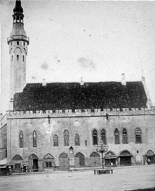 Tallinn. City Town Hall