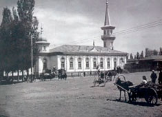 Almaty. Club 'National minorities' (former mosque)
