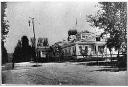 Almaty. Women's Gymnasium