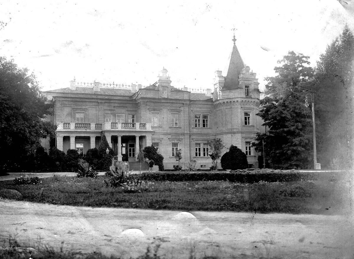 Andrushivka. Palace of Tereshchenko
